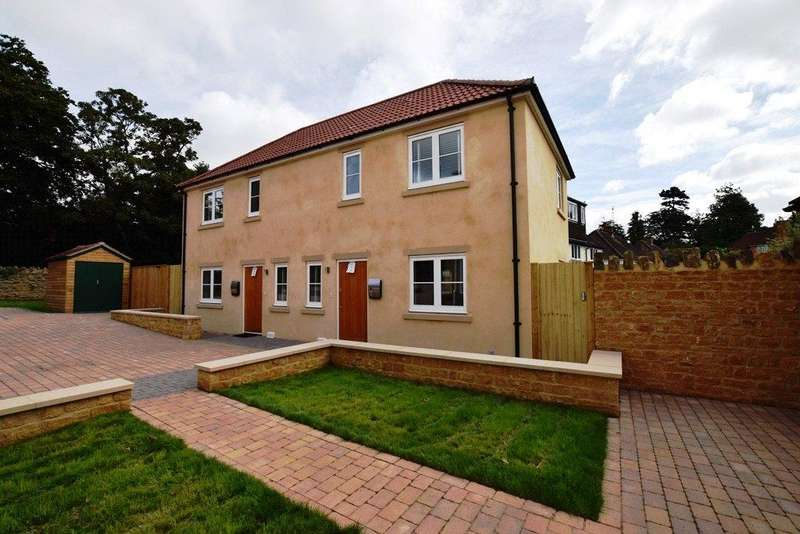 2 Bedrooms Semi Detached House for rent in Red Cedar Court, Yeovil, Somerset, BA20