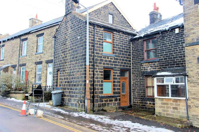 2 Bedrooms Terraced House for sale in High Street, Penistone, Sheffield
