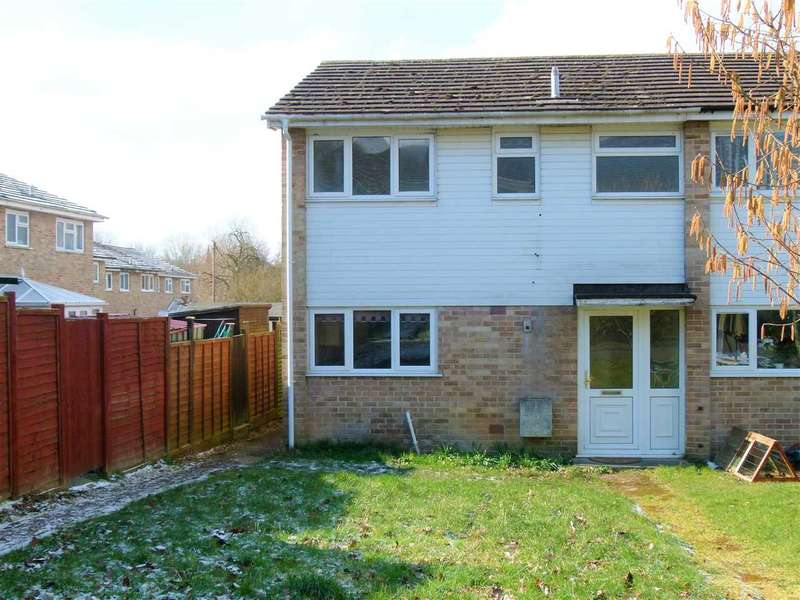 3 Bedrooms End Of Terrace House for sale in McFauld Way, Whitchurch