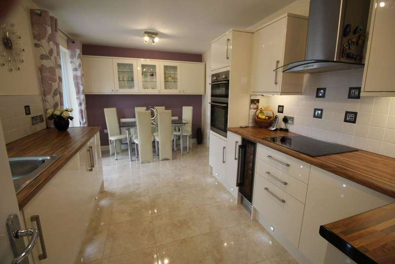4 Bedrooms Detached House for sale in Estuary Close, MILLOM