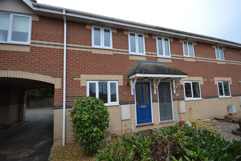 2 Bedrooms Terraced House for sale in Blackthorn Court, Soham