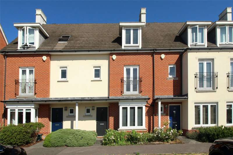 4 Bedrooms Terraced House for sale in Palace Way, Woking, Surrey, GU22