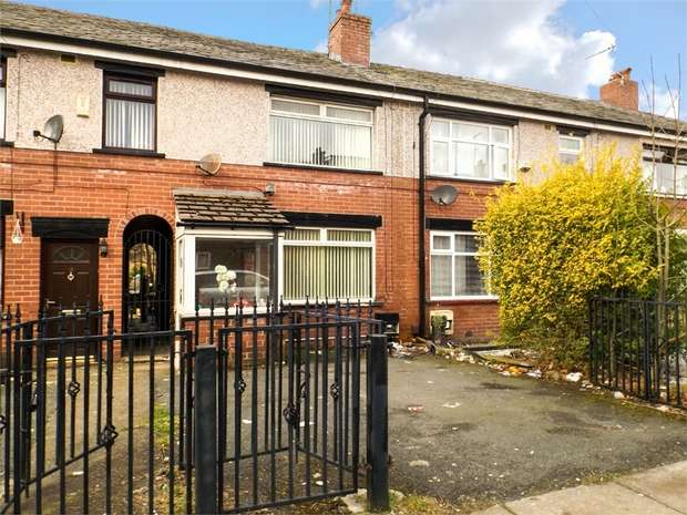 2 Bedrooms Terraced House for sale in Park Road, Rochdale, Lancashire