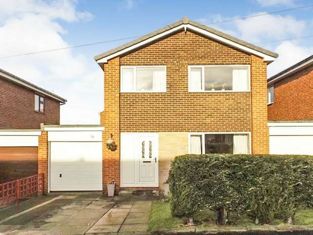 3 Bedrooms Link Detached House for sale in Wolsingham Drive, Durham
