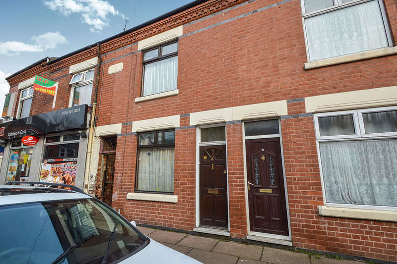 2 Bedrooms Property for sale in Meynell Road, Leicester, LE5