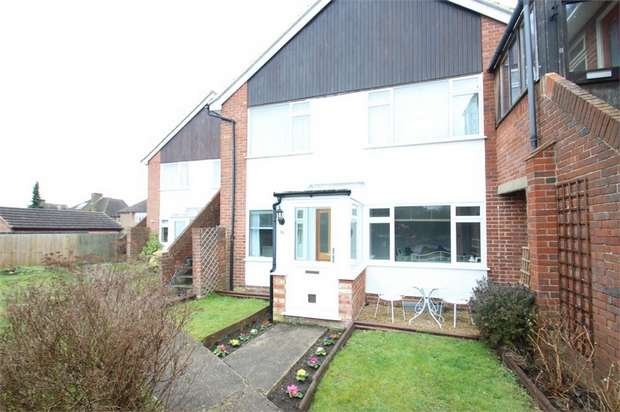 2 Bedrooms Maisonette Flat for sale in Manor Lodge, Manor Road, GUILDFORD, Surrey