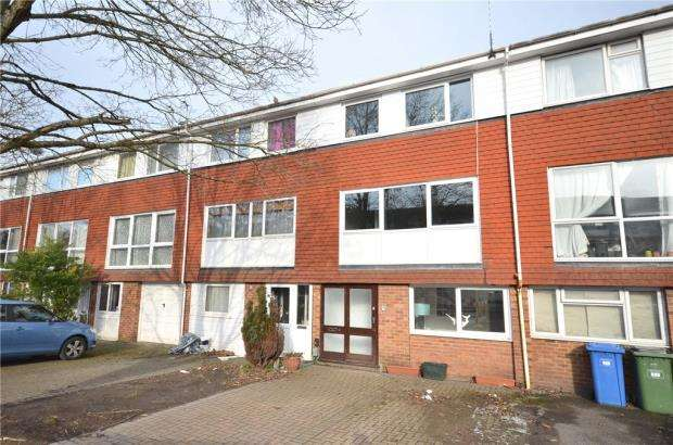 4 Bedrooms Terraced House for sale in Farnham Close, Bracknell, Berkshire