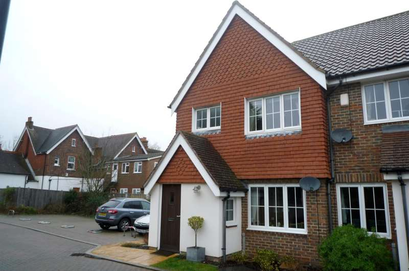 3 Bedrooms End Of Terrace House for rent in The Tithe, Ifield, Crawley