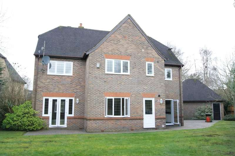 5 Bedrooms Detached House for rent in Oakdene, Beaconsfield, HP9