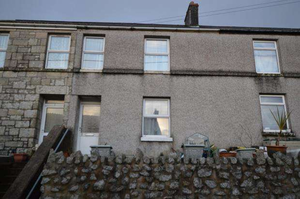 3 Bedrooms Terraced House for sale in Jubilee Terrace, Hendra Road, St. Dennis, St. Austell