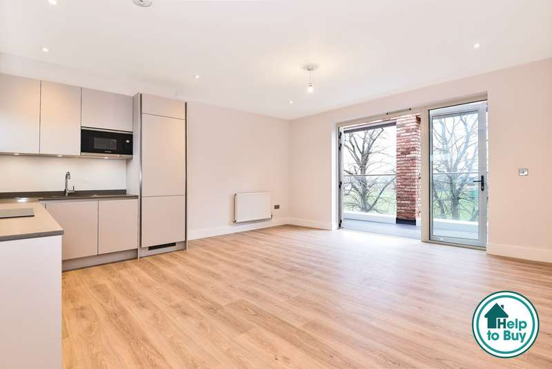 2 Bedrooms Flat for sale in Parkside, Wimbledon, SW19