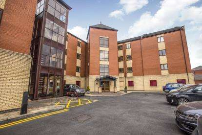 2 Bedrooms Flat for sale in Victoria Mansions, Docklands, Preston, Lancashire, PR2