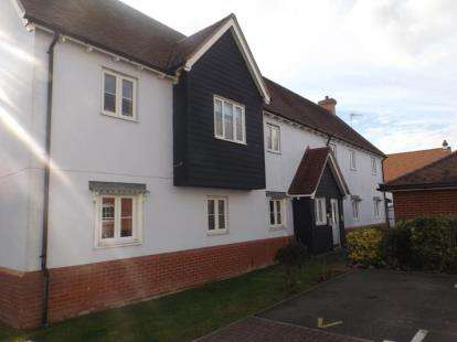 2 Bedrooms Flat for sale in Rowhedge, Colchester, Essex