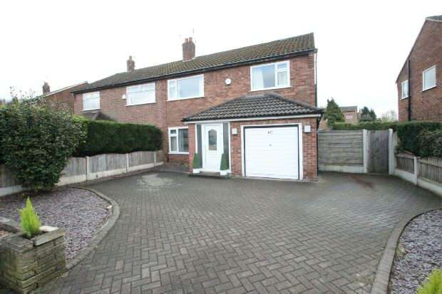 3 Bedrooms Semi Detached House for sale in Wythenshawe Road, Manchester