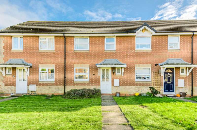3 Bedrooms Terraced House for sale in Chandlers Close, Marston Moretaine