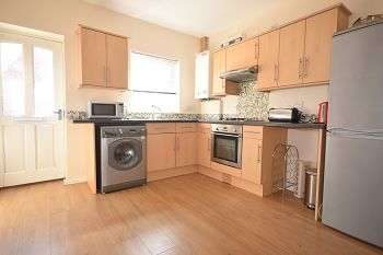 3 Bedrooms Town House for rent in Cecil Street, Derby, DE22 3GP