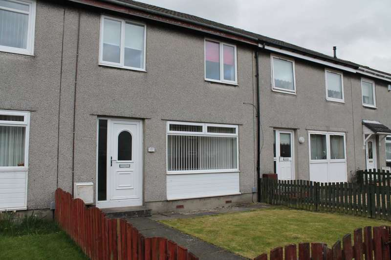 3 Bedrooms House for rent in Montgomery Avenue, Gallowhill, Paisley, PA3 4PX