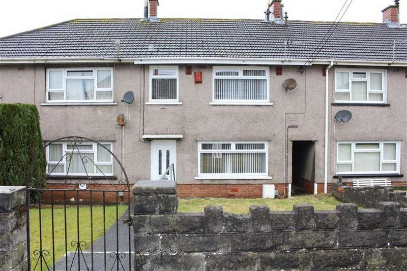 3 Bedrooms Terraced House for sale in Heol Maes Y Cerrig, Loughor