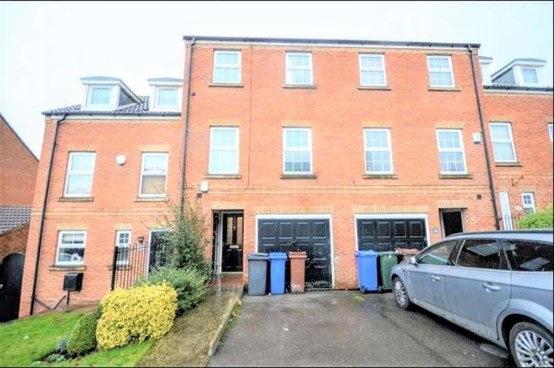 4 Bedrooms Town House for sale in Chestnut Crescent, Barnsley, S70 3NW