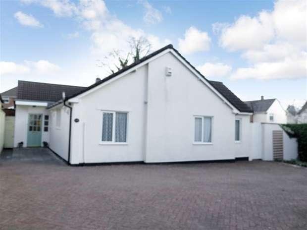 3 Bedrooms Detached Bungalow for sale in College Road, Wells