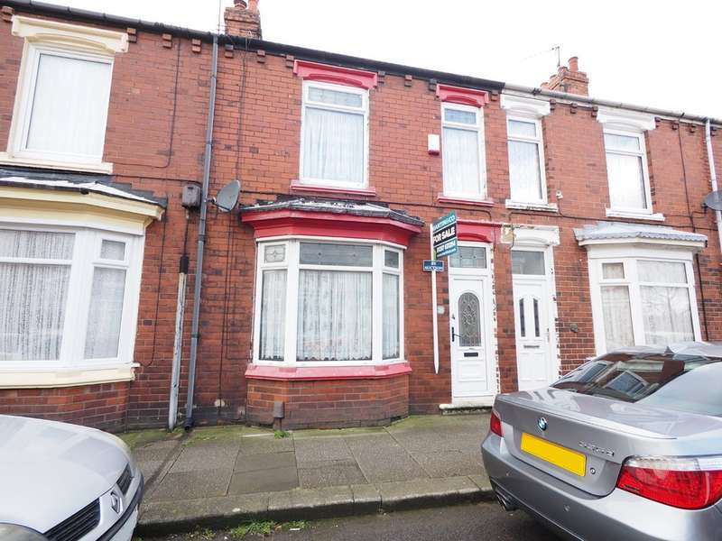 3 Bedrooms Terraced House for sale in Lumley Street, Loftus TS13