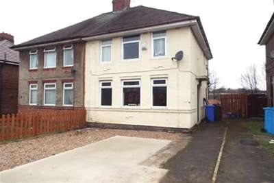 3 Bedrooms House for rent in Palgrave Crescent, Parson Cross, S5