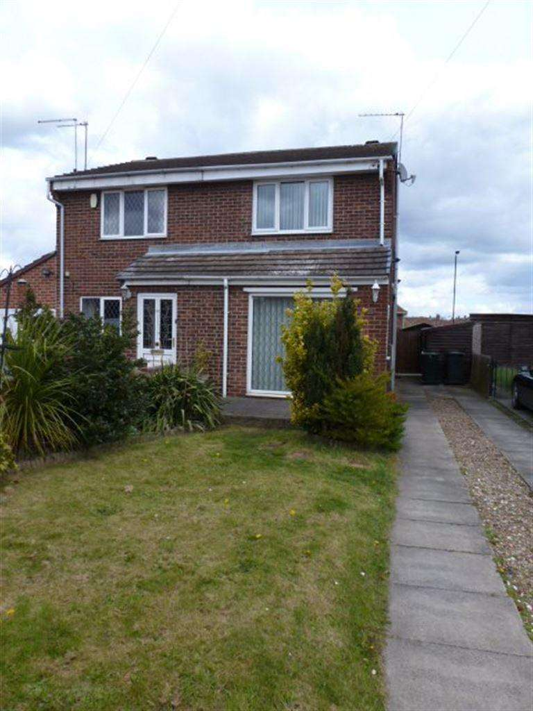 2 Bedrooms House for rent in Varley Gardens, FLANDERWELL, Rotherham S66 2YA