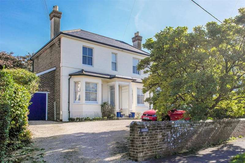 5 Bedrooms Detached House for sale in Framfield Road, Buxted, Uckfield
