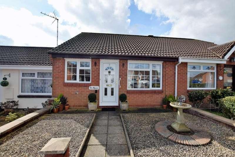 2 Bedrooms Bungalow for sale in Deacon Close, Alphington, EX2