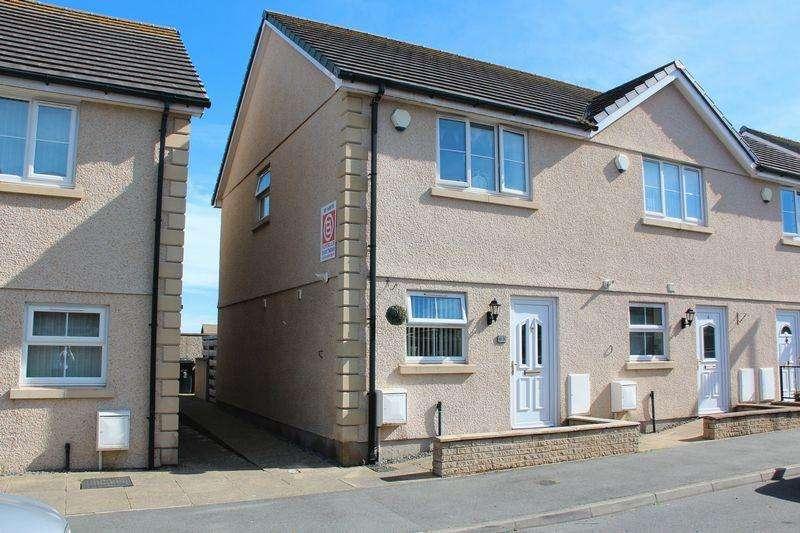 2 Bedrooms End Of Terrace House for sale in Felin Wen, Holyhead