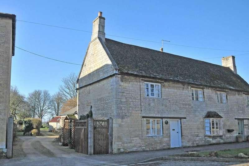 2 Bedrooms Cottage House for sale in Castor