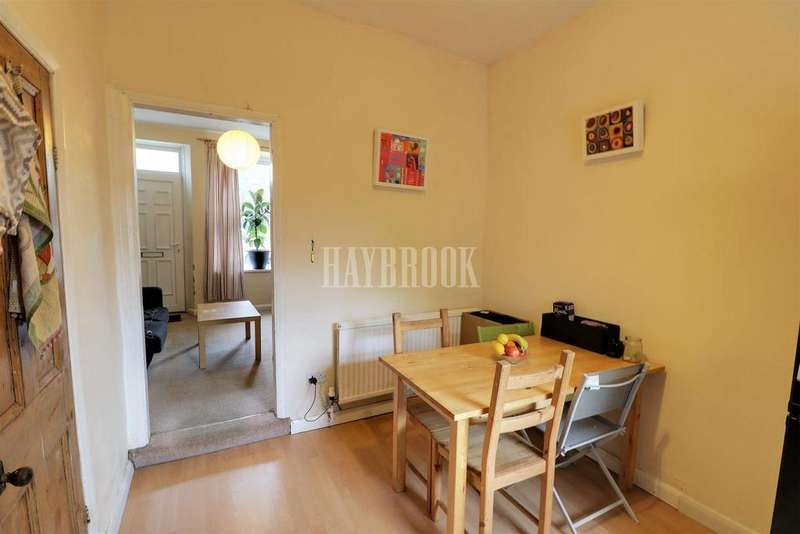 2 Bedrooms Terraced House for sale in Walkley Crescent Road, Walkley, S6 5BB
