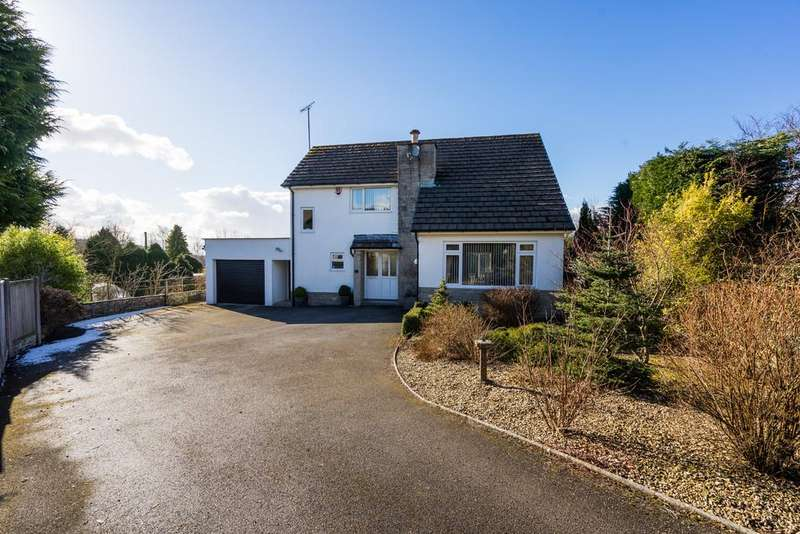 3 Bedrooms Detached House for sale in 7 Birch Grove, Arnside, Cumbria, LA5 0BQ