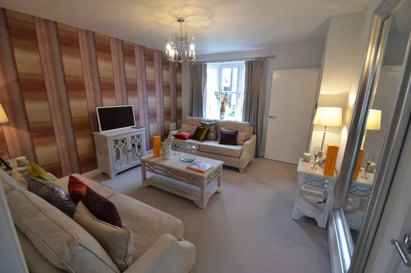 3 Bedrooms Semi Detached House for sale in Plot 9 The Glade