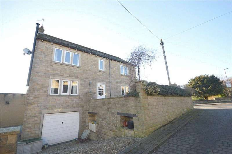 5 Bedrooms Detached House for sale in Highcroft, Croft Head, Guiseley, Leeds