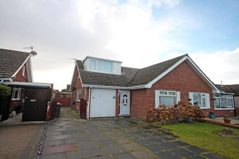 3 Bedrooms Semi Detached Bungalow for sale in Garstang Road, Southport