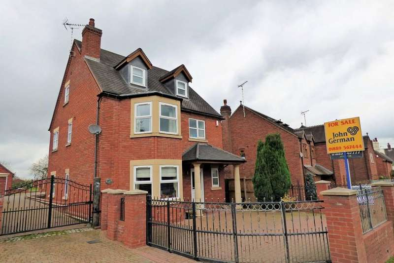 5 Bedrooms Detached House for sale in Stafford Road, Uttoxeter