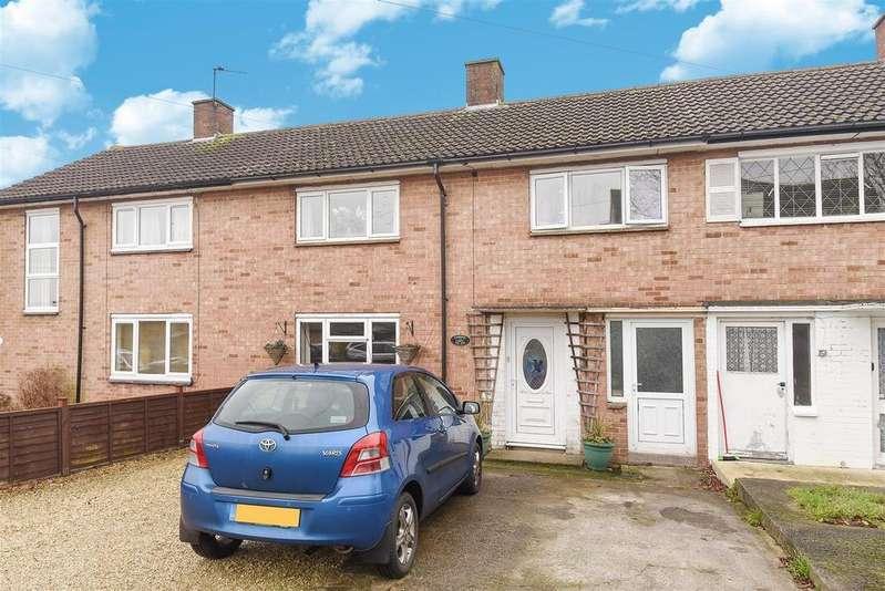 3 Bedrooms Terraced House for sale in Wood Farm Road, Headington