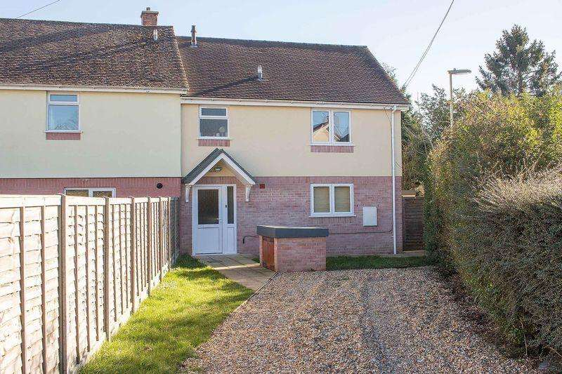 2 Bedrooms End Of Terrace House for rent in Totton