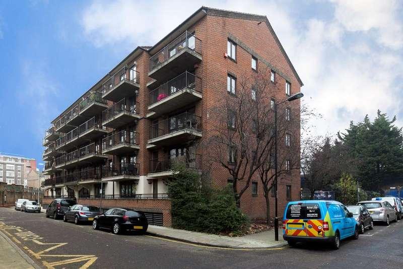 Studio Flat for sale in George Leybourne House, Fletcher Street, London E1