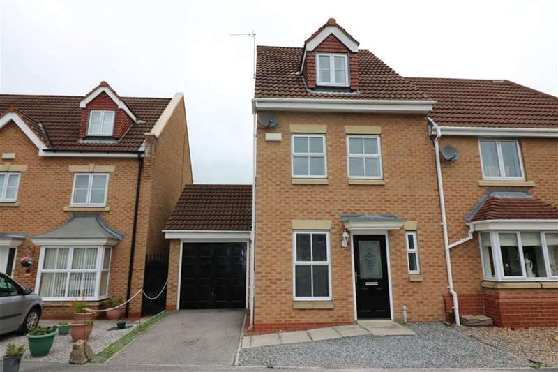 3 Bedrooms House for rent in Myrtle Way, Brough, East Yorkshire