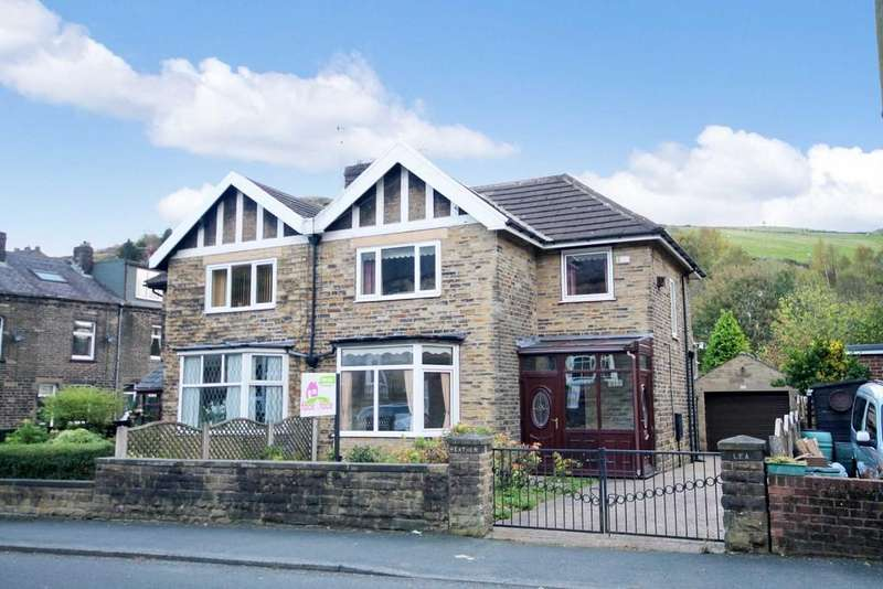 3 Bedrooms Semi Detached House for sale in Rochdale Road, Todmorden