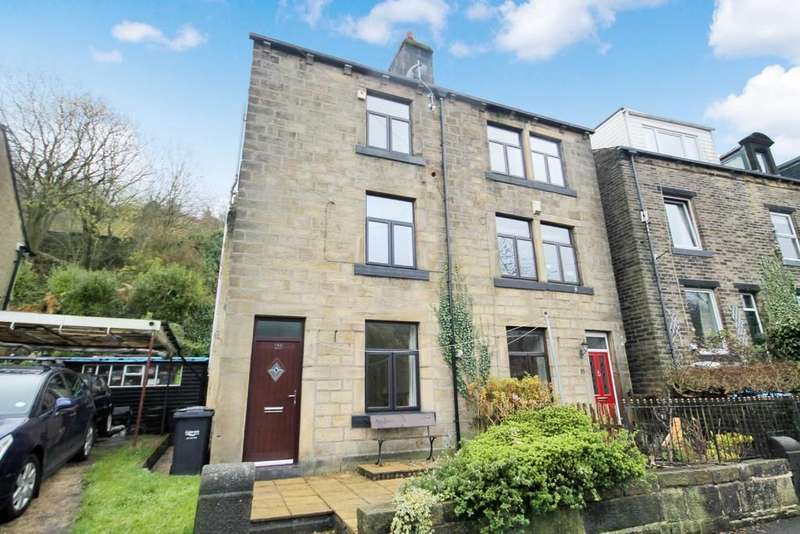 2 Bedrooms End Of Terrace House for sale in Knowlwood Road, Todmorden