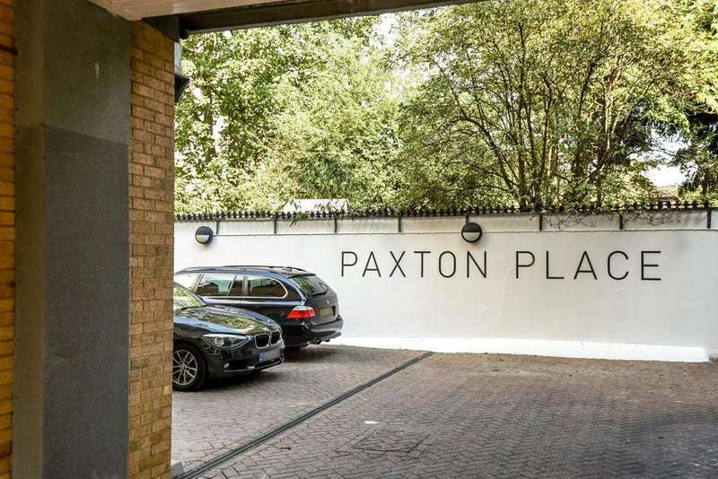 2 Bedrooms Flat for sale in Paxton Place, West Norwood