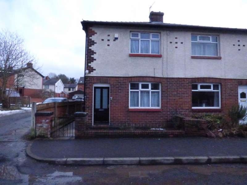2 Bedrooms Semi Detached House for rent in Shaw Street, Greenfield, Oldham OL3