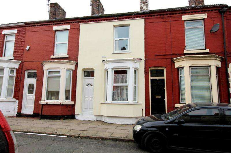 2 Bedrooms Terraced House for sale in Mirfield Street, Liverpool