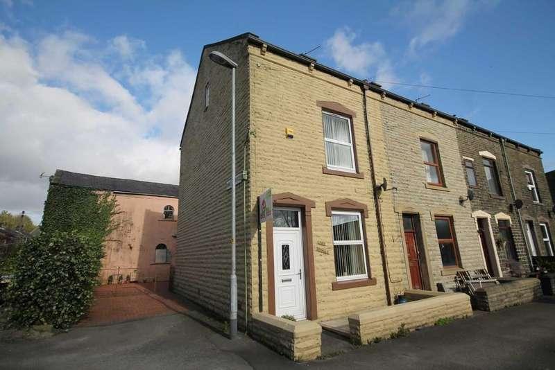 2 Bedrooms End Of Terrace House for sale in Oak Terrace, Littleborough