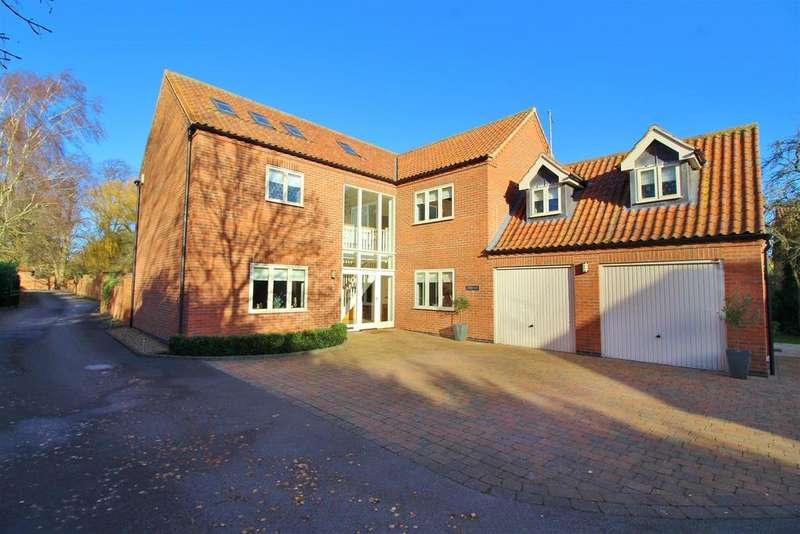 4 Bedrooms Detached House for sale in Main Street, Scarrington