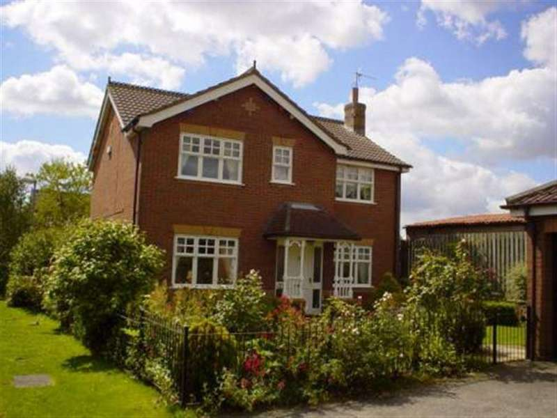4 Bedrooms House for rent in Westcroft, Westgate, North Newbald