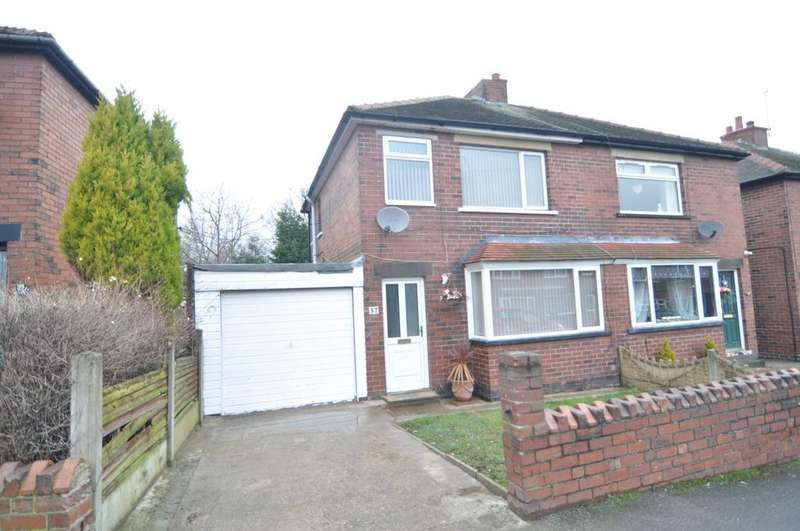 3 Bedrooms Semi Detached House for rent in Howard Street, Darfield